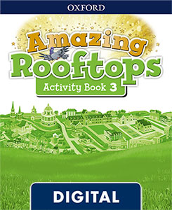 Amazing Rooftops 3. Digital Activity Book