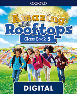 Amazing Rooftops 5. Digital Class Book