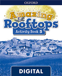 Amazing Rooftops 5. Digital Activity Book