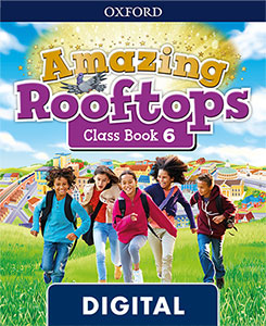 Amazing Rooftops 6. Digital Class Book