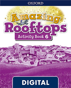 Amazing Rooftops 6. Digital Activity Book