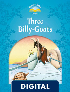 Classic Tales 1. Three Billy-Goats (OLB eBook)