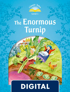 Classic Tales 1. The Enormous Turnip (OLB eBook)