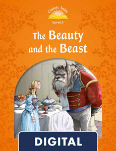 Classic Tales 5. The Beauty and the Beast (OLB eBook)