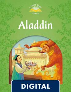 Classic Tales 3. Aladdin (OLB eBook)