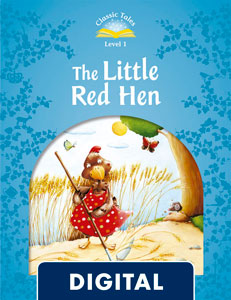 Classic Tales 1. The Little Red Hen (OLB eBook)