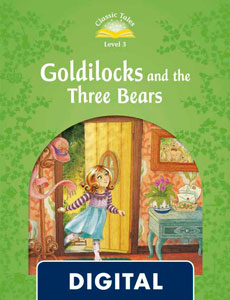 Classic Tales 3. Goldilocks and the Three Bears (OLB eBook)