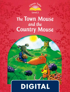 Classic Tales 2. The Town Mouse and the Country Mouse (OLB eBook)