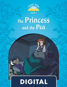 Classic Tales 1. The Princess and the Pea (OLB eBook)