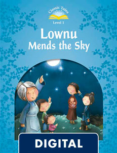 Classic Tales 1. Lownu Mends the Sky (OLB eBook)