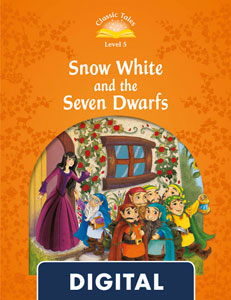 Classic Tales 5. Snow White and the Seven Dwarfs (OLB eBook)
