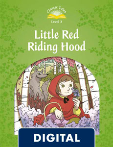 Classic Tales 3. Little Red Riding Hood (OLB eBook)
