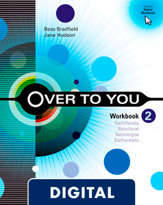 Over to You 2. Digital Workbook