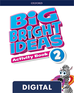 Big Bright Ideas 2. Digital Activity Book