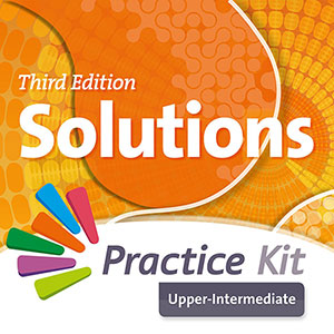 Solutions 3rd Edition Upper-Intermediate.On-line practice