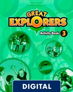 Great Explorers 3. Digital Activity Book