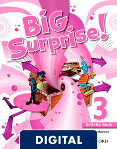 Big Surprise! 3. Digital Activity Book