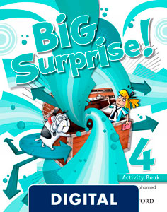 Big Surprise! 1. Class Book on-line