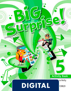 Big Surprise! 5. Digital Activity Book