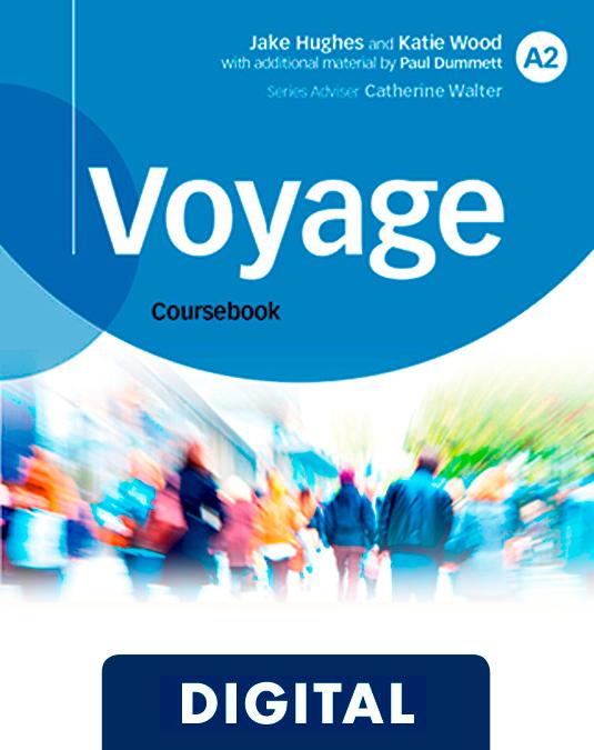 Voyage A2. Student's Book OLB eBook