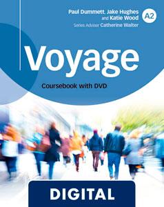Voyage A2. Digital Student's Book (OLB eBook)