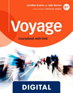 Voyage B1. Digital Student's Book (OLB eBook)