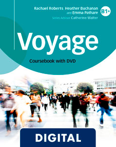 Voyage B1+. Digital Student's Book (OLB eBook)