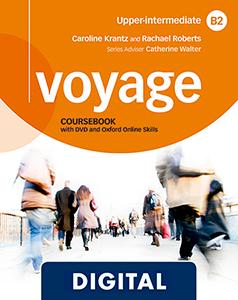 Voyage B2. Student's Book (OLB eBook)