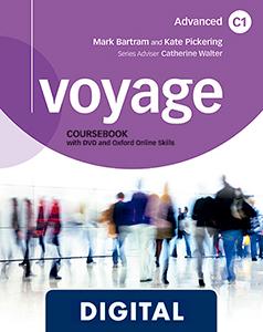 Voyage C1. Student's Book (OLB eBook)