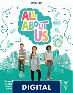 All About Us 6. Digital Activity Book