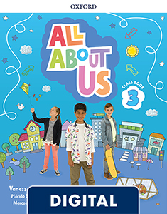 All About Us 3. Digital Class Book