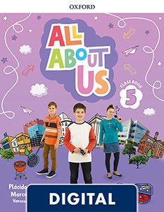 All About Us 5. Digital Class Book