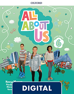 All About Us 6. Digital Class Book
