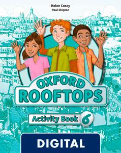 Oxford Rooftops 6. Activity Book Blink e-Book