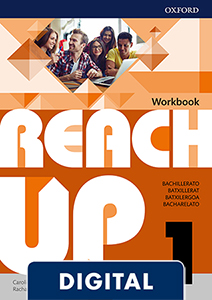 Reach Up 1. Digital Workbook