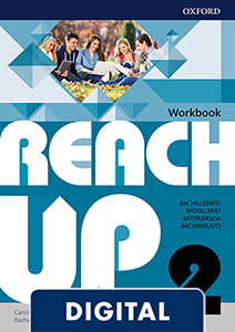 Reach Up 2. Digital Workbook