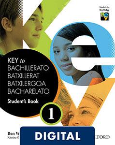Key to Bachillerato 1. Digital Student's Book