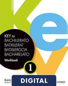 Key to Bachillerato 1. Digital Workbook