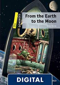 Dominoes 1. From the Earth to the Moon (OLB eBook)