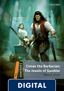 Dominoes 2. Conan the Barbarian: The Jewels of Gawahlur (OLB eBook)