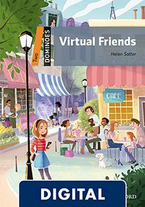 Dominoes 2. Virtual Friends (OLB eBook)
