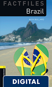 Oxford Bookworms 1. Brazil (OLB eBook)