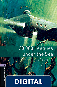 Oxford Bookworms 4. 20,000 Leagues Under The Sea (OLB eBook)