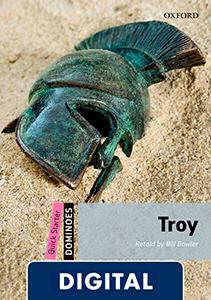 Dominoes Quick Starter. Troy (OLB eBook)