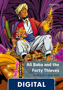 Dominoes Quick Starter. Ali Baba and the Forty Thieves (OLB eBook)