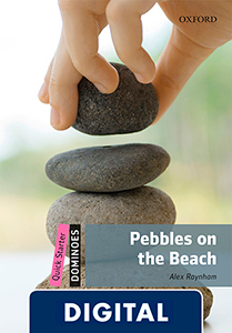 Dominoes Quick Starter. Pebbles on the Beach (OLB eBook)