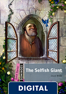Dominoes Quick Starter. The Selfish Giant (OLB eBook)