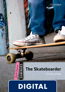 Dominoes Quick Starter. The Skateboarder (OLB eBook)