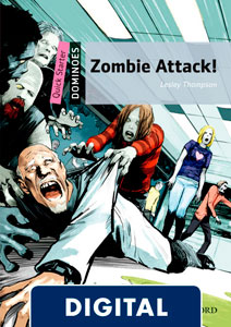 Dominoes Quick Starter. Zombie Attack! (OLB eBook)