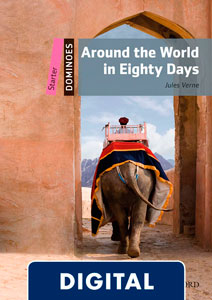 Dominoes Starter. Around the World in Eighty Days (OLB eBook)